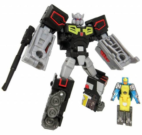 Transformers Legends LG28 Rewind and Nightbeat