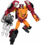 Transformers Legends LG45 Targetmaster Hot Rod