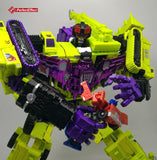 PC-06 Perfect Combiner Upgrade Set - Devastator