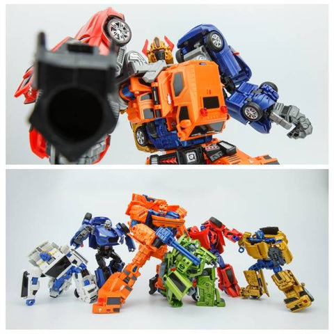 Toyworld TW-T Car Combiner Set of 6