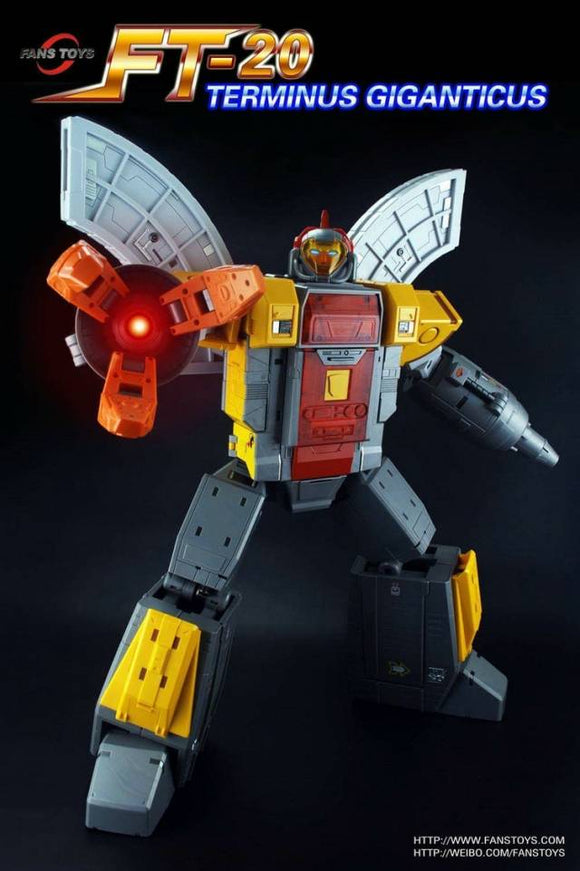 Fans Toys FT-20 Terminus Giganticus (Set A and B)