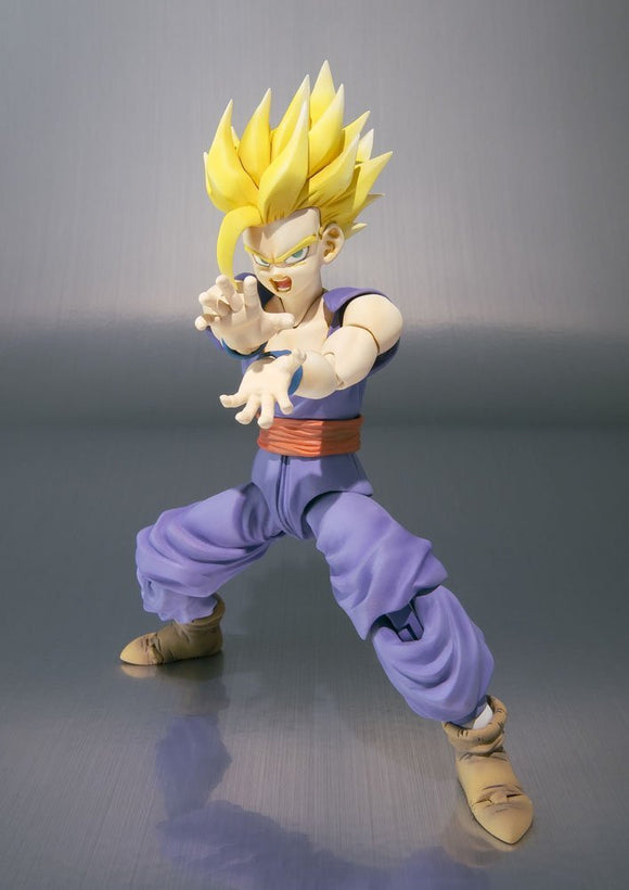 S.H. Figuarts Dragon Ball Z Super Saiyan Son Gohan (Cell Games)