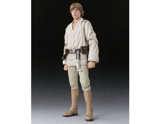 S.H. Figuarts Star Wars Episode IV A New Hope Luke Skywalker