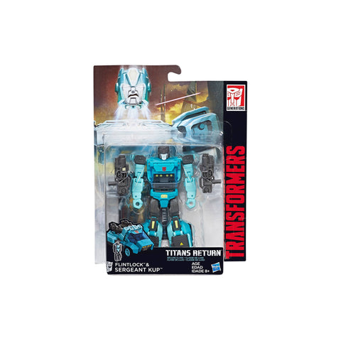 Titans Return Deluxe Kup (Early Release)