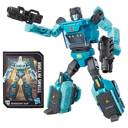 Titans Return Deluxe Wave 4 Kup