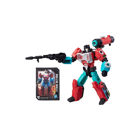 Titans Return Deluxe Wave 4 Perceptor