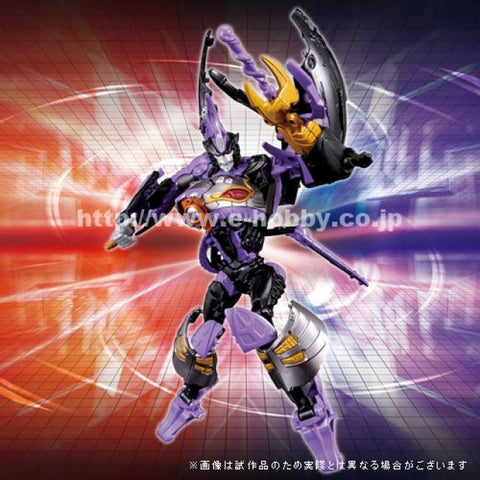 Transformers Cloud Hellwarp e-Hobby Exclusive