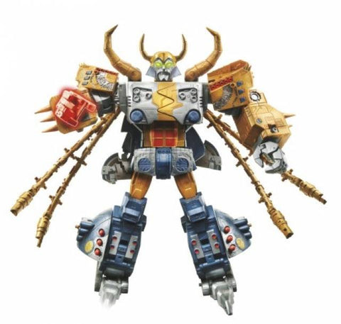 Transformers Limited Edition Unicron With Kranix