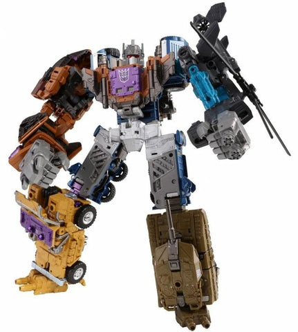 UNITE WARRIORS UW-07 Bruticus w/ Exclusive Shuttle Blast Off