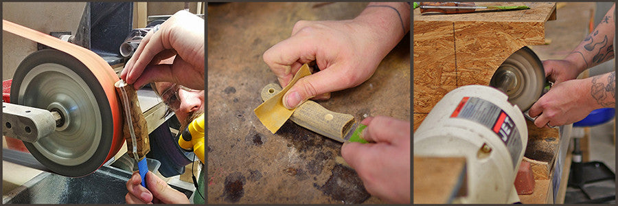 Leif-making-bushcraft-knives