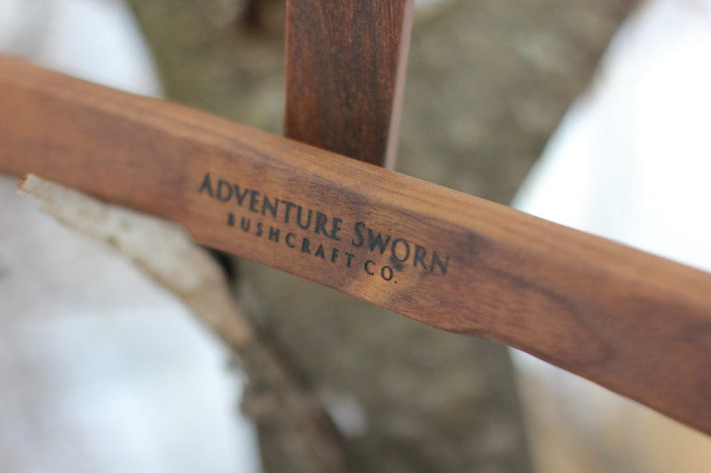 Bucksaw: Cherry - Adventure Sworn Bushcraft Co.