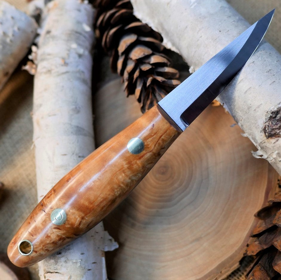 Whittler: Karelian Birch & Black