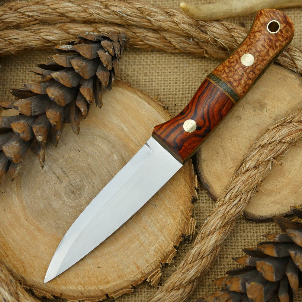 Classic: Ironwood & Karelian Birch Combo - Adventure Sworn Bushcraft Co.
