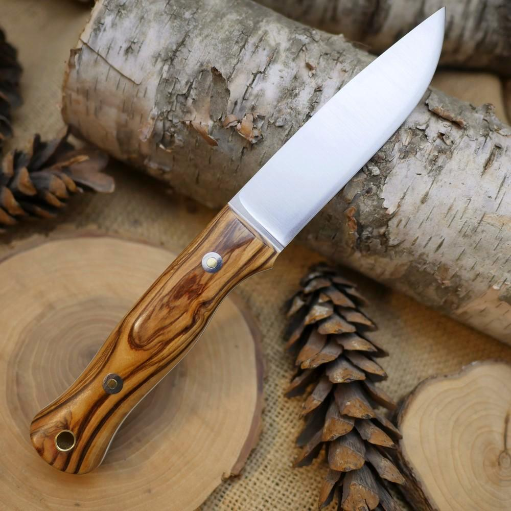 [In-Stock] Explorer: Olivewood & White G10