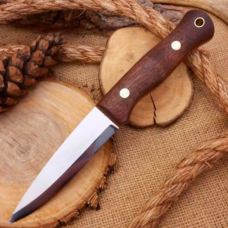 Mountaineer: Walnut & Natural Canvas