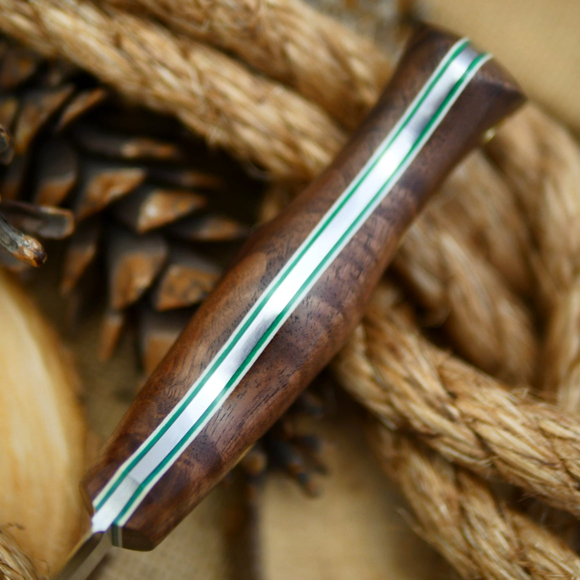 Guide: Walnut & Double Liners - Adventure Sworn Bushcraft Co.