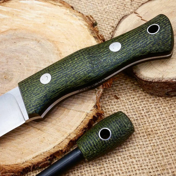 Custom Huntsman - Adventure Sworn Bushcraft Co.