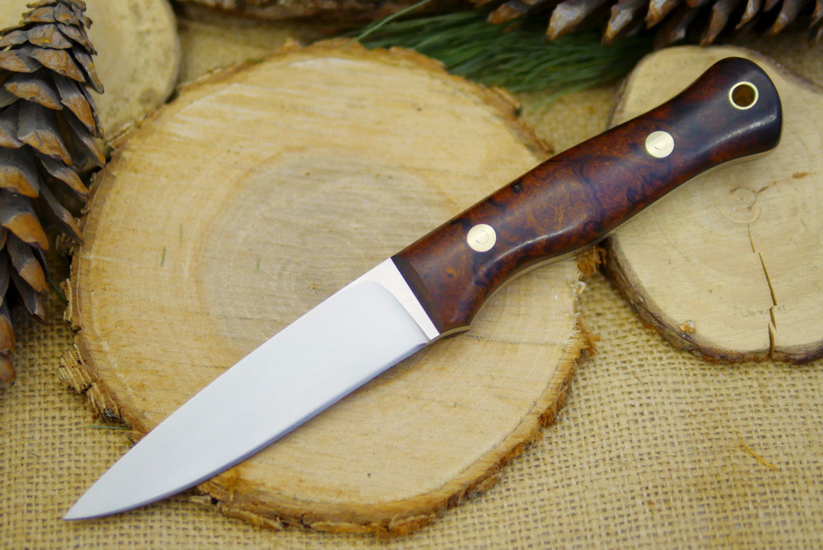 Mountaineer: Ironwood burl