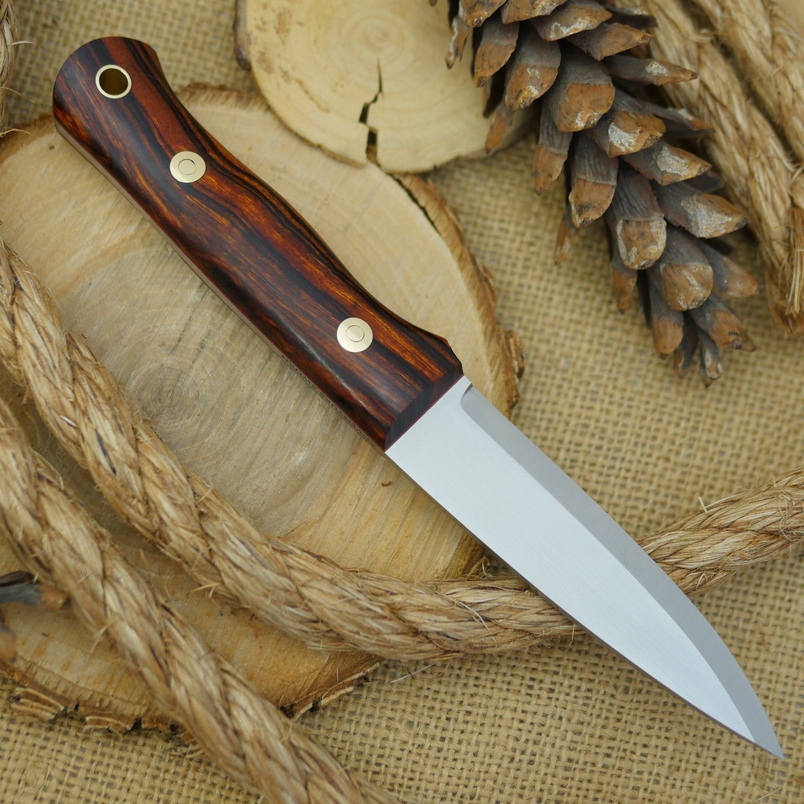 Classic: Ironwood & Red - Adventure Sworn Bushcraft Co.