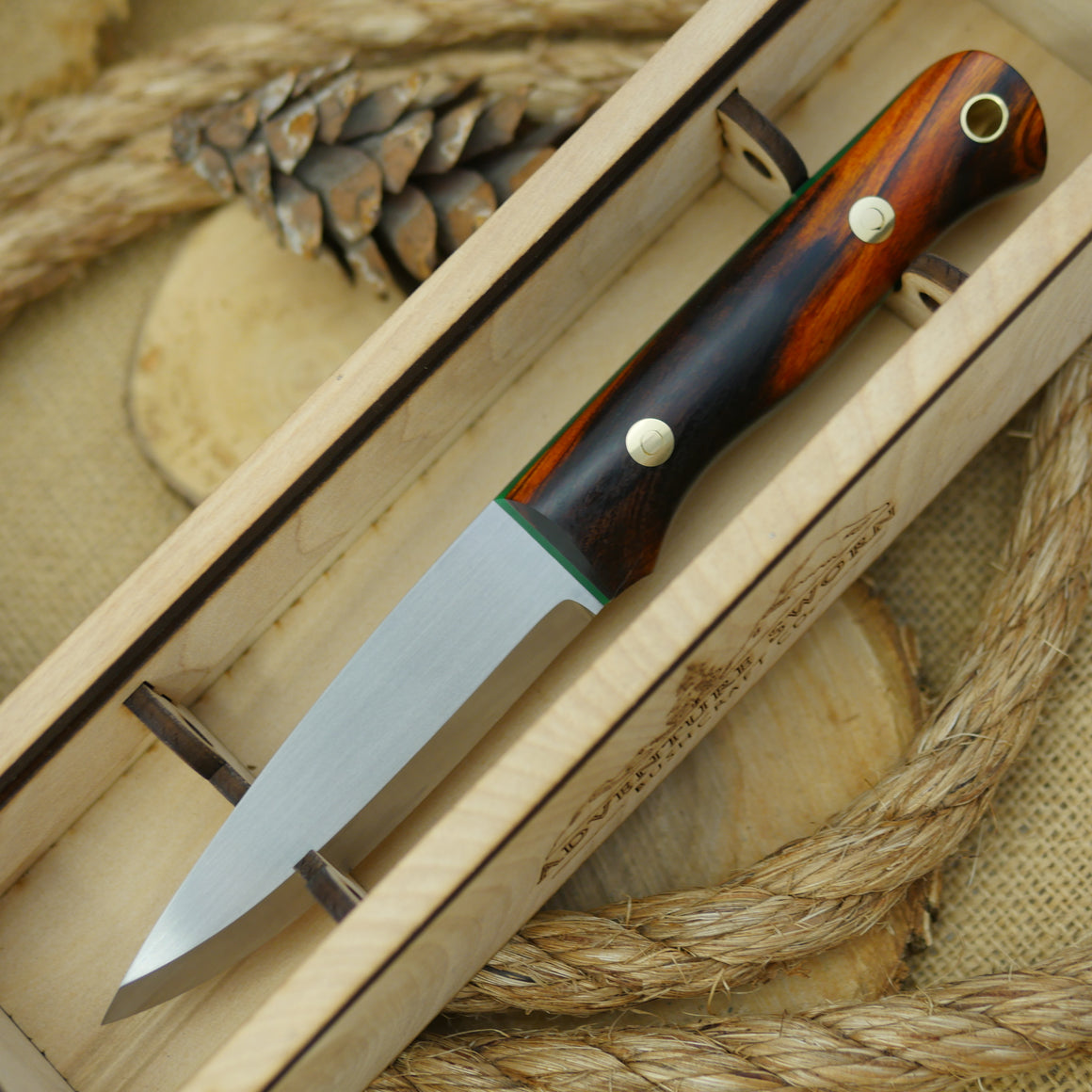 Classic: Ironwood & Thick Green - Adventure Sworn Bushcraft Co.