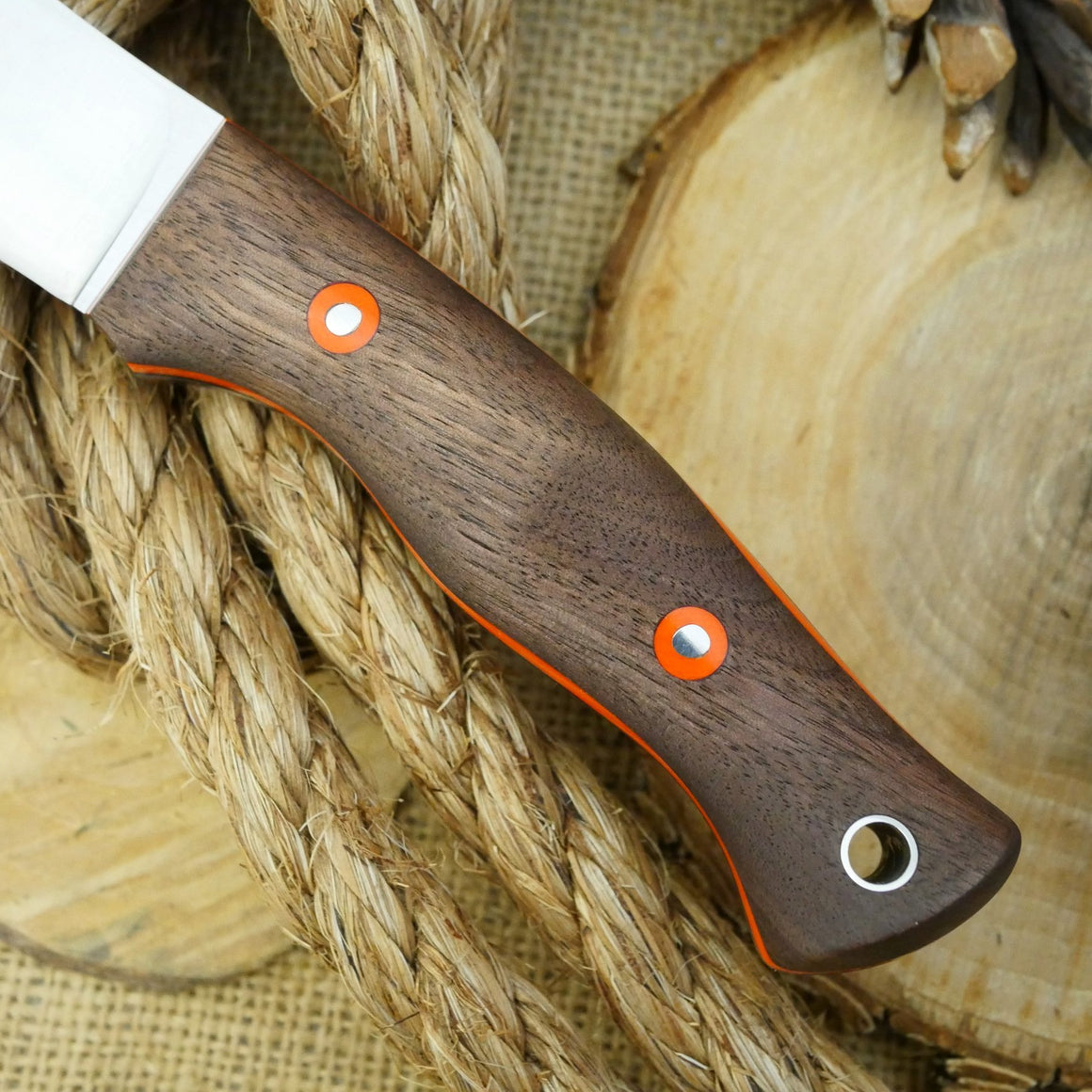 Guide: Walnut & Orange Liners - Adventure Sworn Bushcraft Co.
