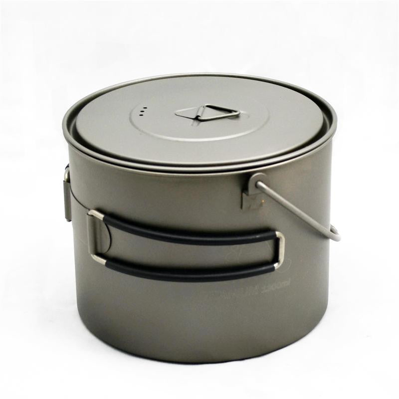 Toaks Titanium 1300ml Pot with Bail