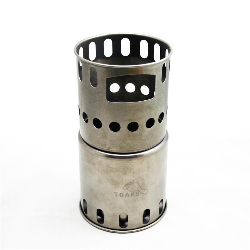Toaks Titanium Wood Burning Stove (Large)