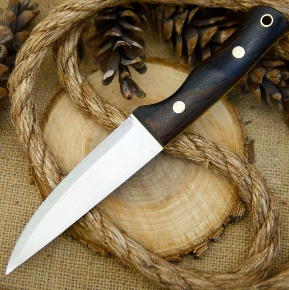 Tradesman Bushcraft Knife, Bocote