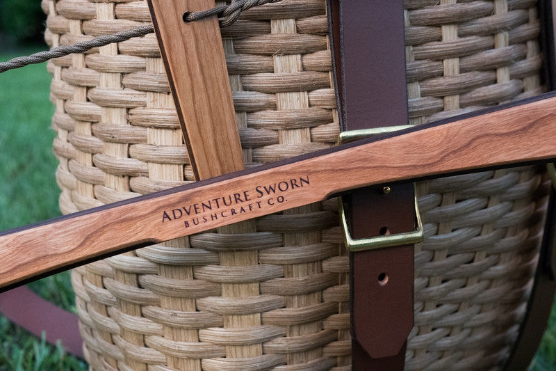 X2 - Custom Bucksaw 10 - Adventure Sworn Bushcraft Co. - 3