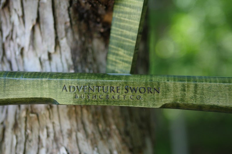Custom Bucksaw 26 - Adventure Sworn Bushcraft Co. - 3