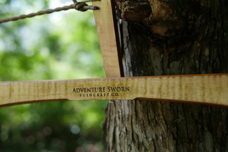 X2 - Custom Bucksaw 21 - Adventure Sworn Bushcraft Co. - 3