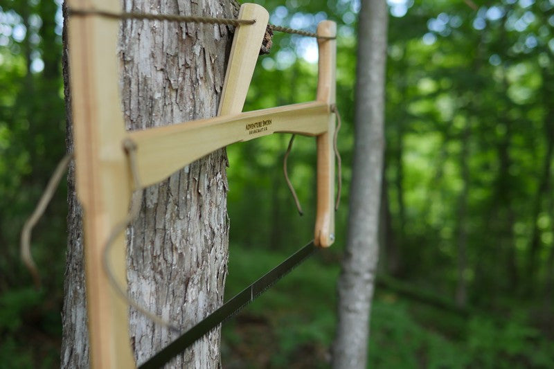 Custom Bucksaw 24 - Adventure Sworn Bushcraft Co.