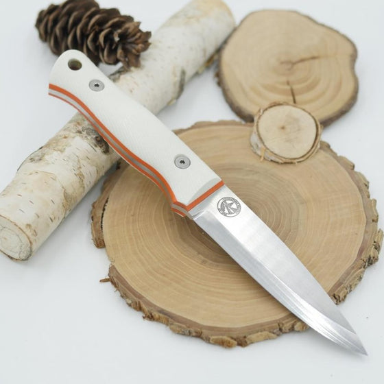 Classic: White & Orange G10 (R-Series)