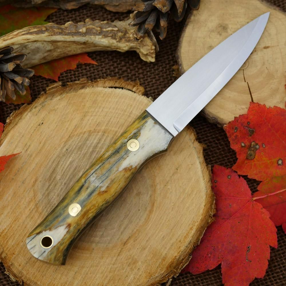 Classic: Giraffe Bone & Green Canvas - Adventure Sworn Bushcraft Co.