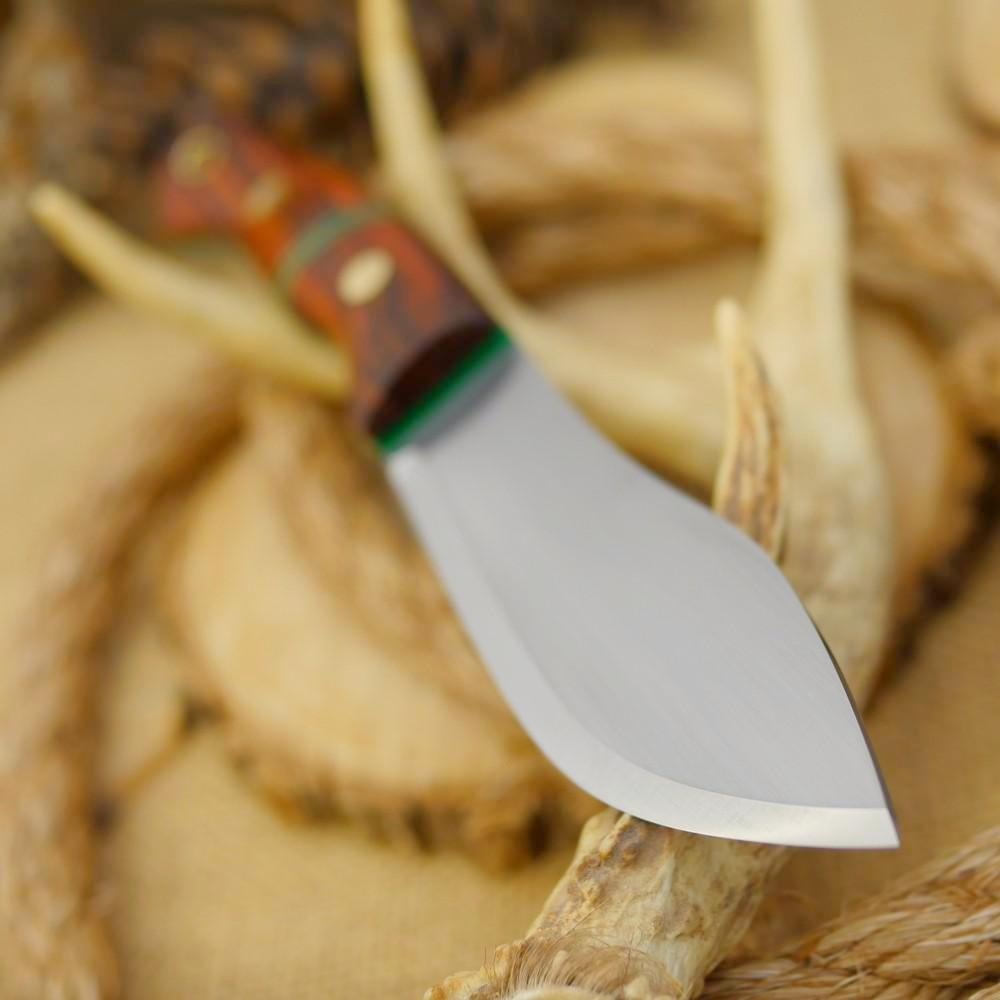 Guide: Ironwood, Green & Brass - Adventure Sworn Bushcraft Co.