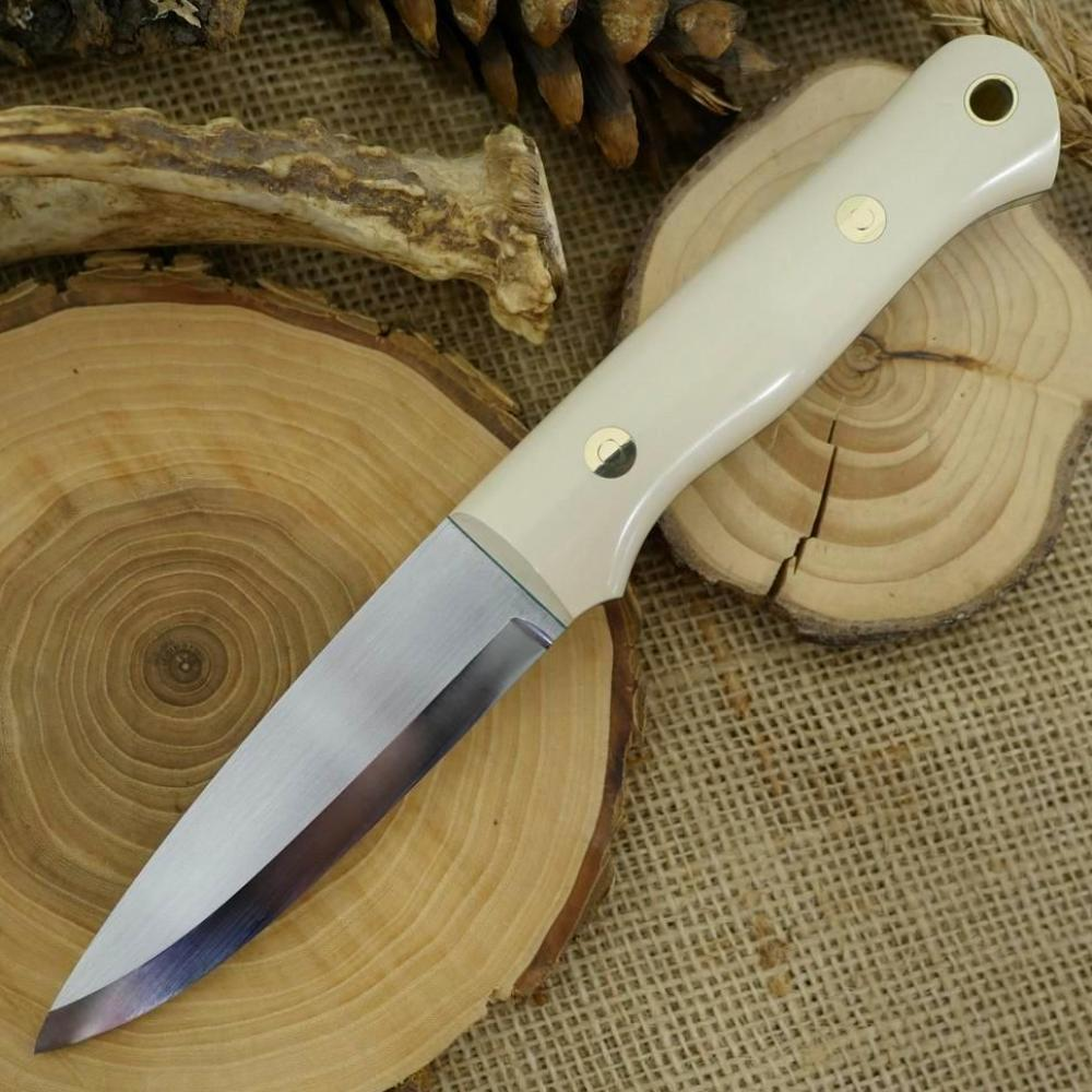 Classic: Ivory Paper & Kelly Green - Adventure Sworn Bushcraft Co.