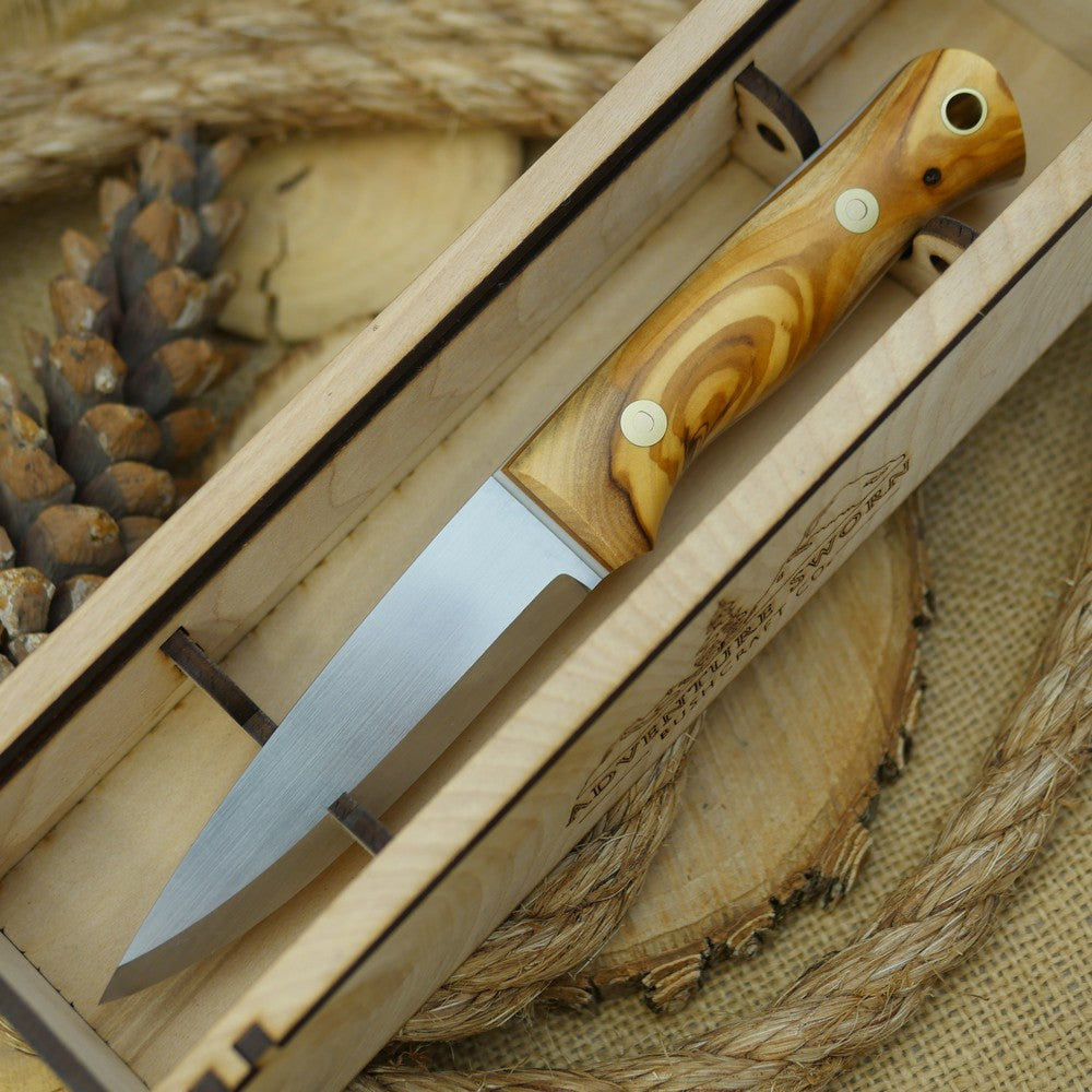 Classic: Olivewood & Double Liners - Adventure Sworn Bushcraft Co.