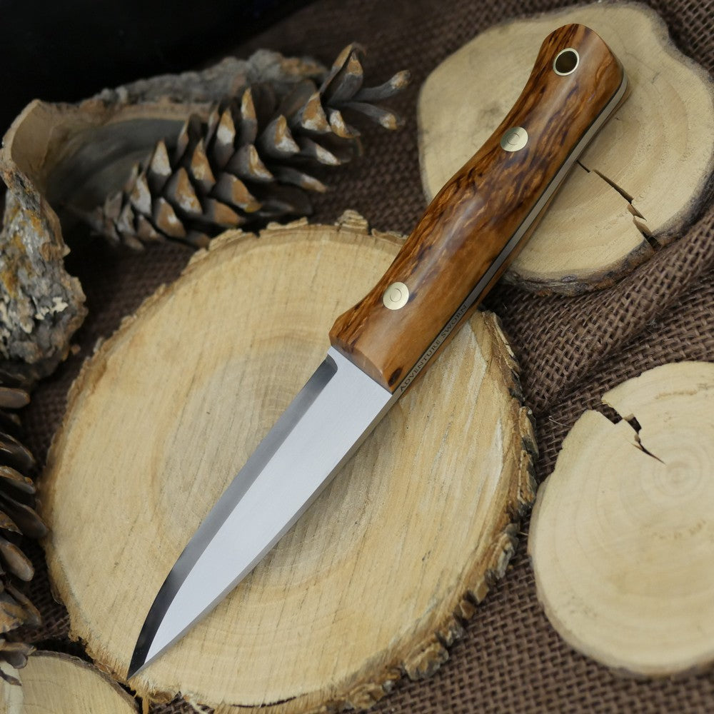 Available Now Classic: Karelian Birch & Black - Adventure Sworn Bushcraft Co.