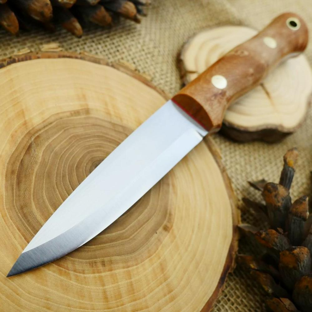 Classic: Birdseye Maple & Red - Adventure Sworn Bushcraft Co.