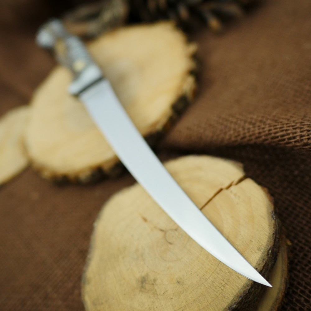 CPM 154 Fisherman: Cast Pinecone & Green Canvas - Adventure Sworn Bushcraft Co.
