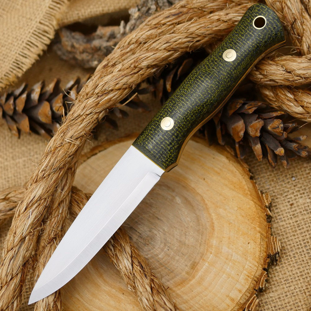 Classic: Evergreen Burlap - Adventure Sworn Bushcraft Co.