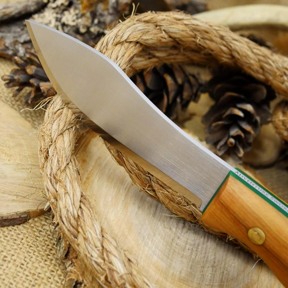 Guide: Osage Orange & Thick Green - Adventure Sworn Bushcraft Co.