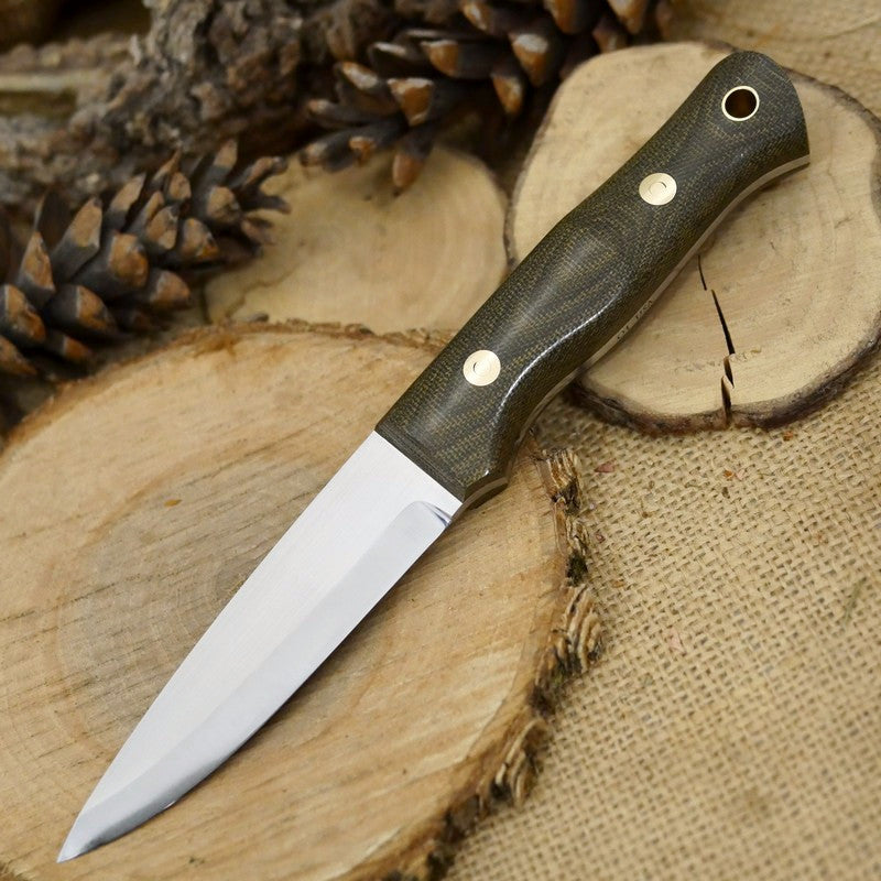 Classic: Green Canvas - Adventure Sworn Bushcraft Co.