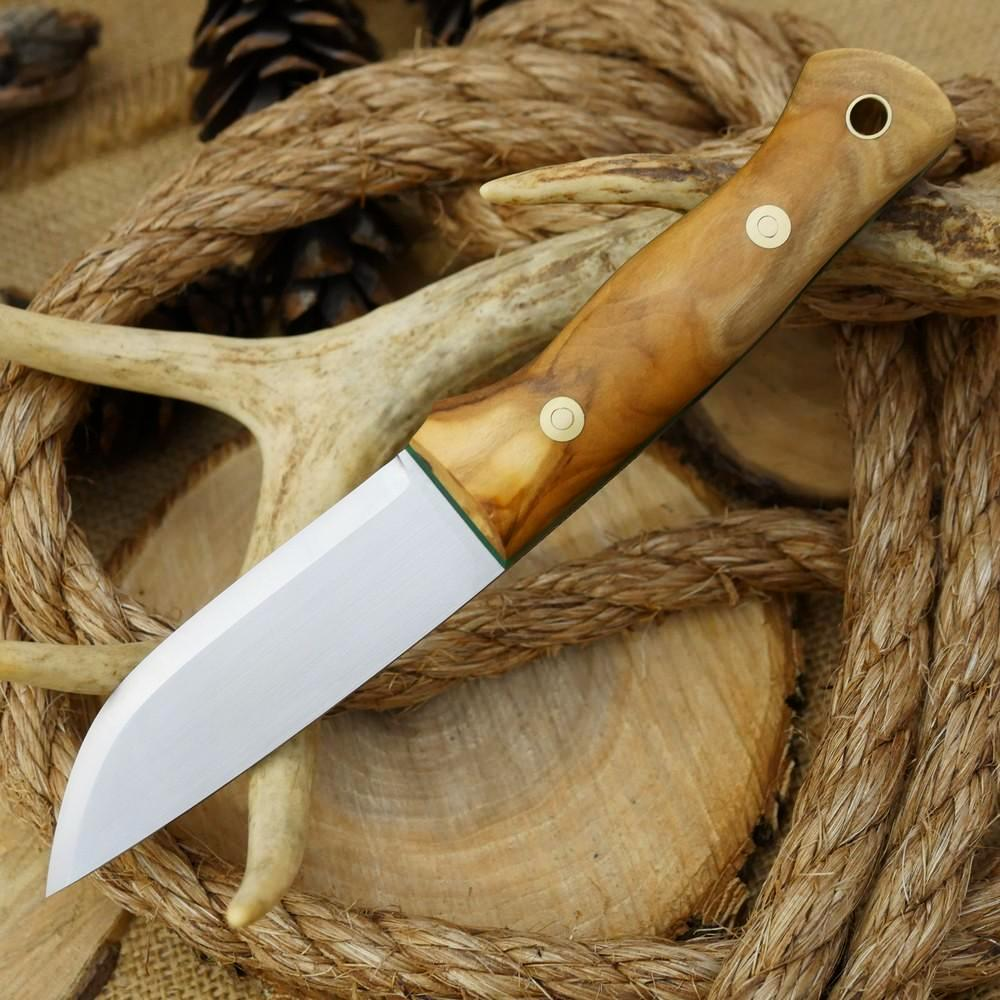 Huntsman: Olivewood & Thick Green - Adventure Sworn Bushcraft Co.