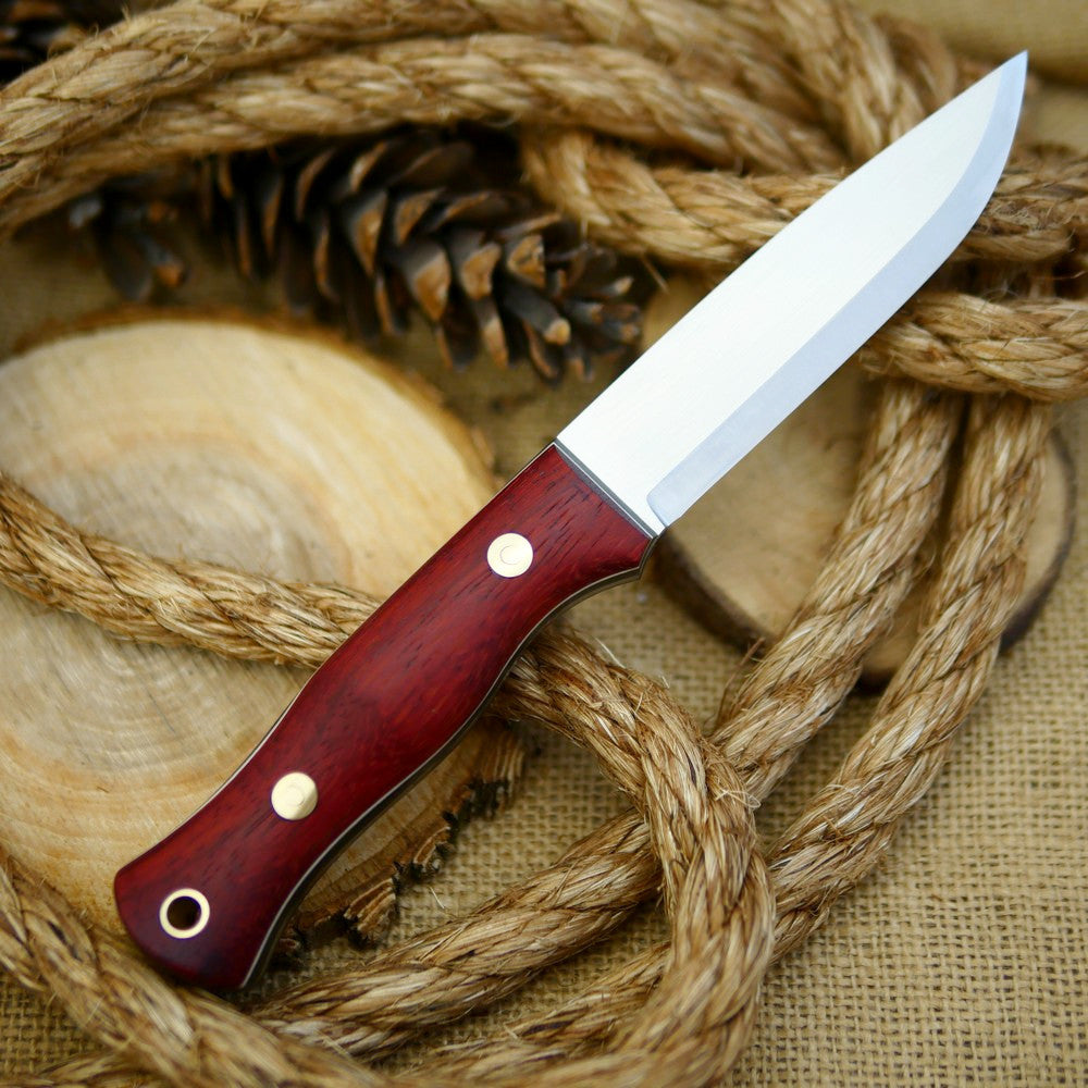 Explorer: Padauk & Double Liners - Adventure Sworn Bushcraft Co.