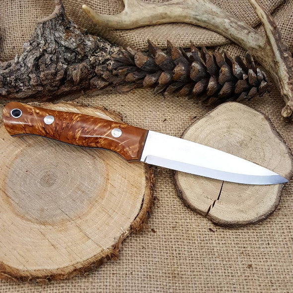Classic 009: Stabilized Karelian Birch - Adventure Sworn Bushcraft Co.
