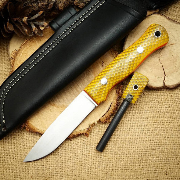 Explorer 007: Clear C-tek - Adventure Sworn Bushcraft Co.