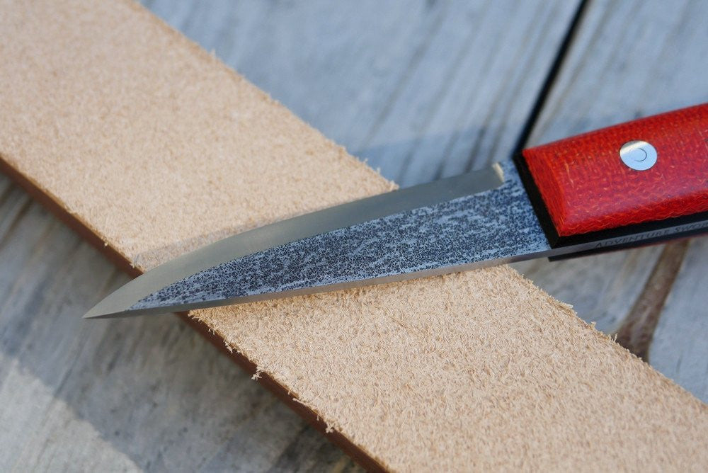 Leather Pads for Walnut Strop