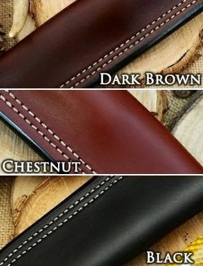 Custom Leather Sheaths - Adventure Sworn Bushcraft Co.