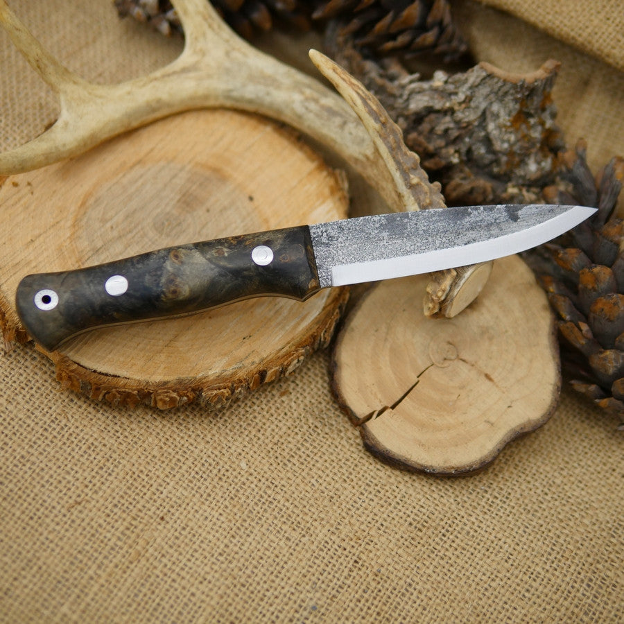 Classic: Dark Buckeye Burl - Adventure Sworn Bushcraft Co.